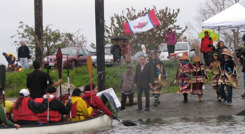 Musqueam welcome
