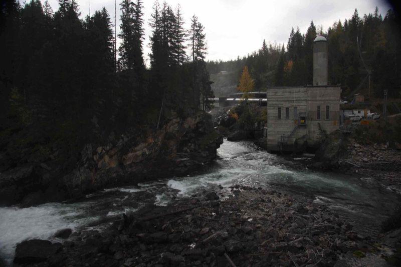 Wilsey Dam