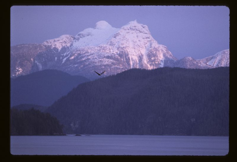 Mt stevens and eagle