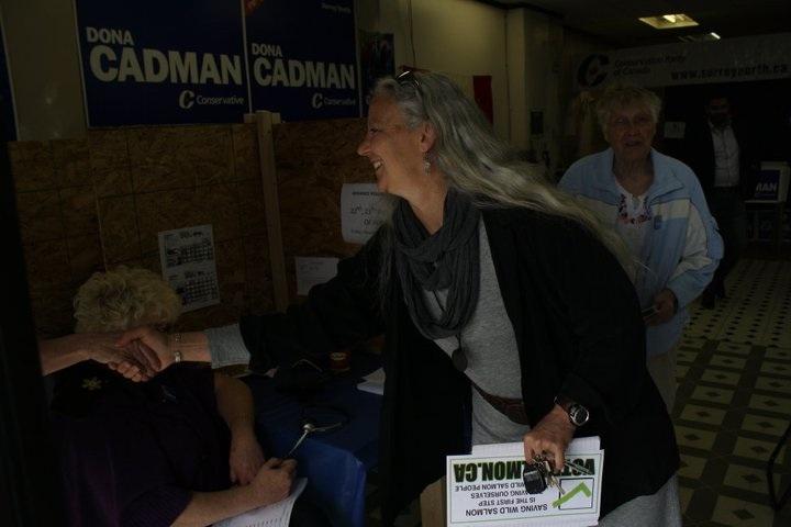 Dona Cadman