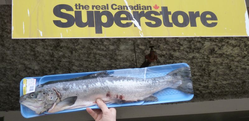 Superstore sign
