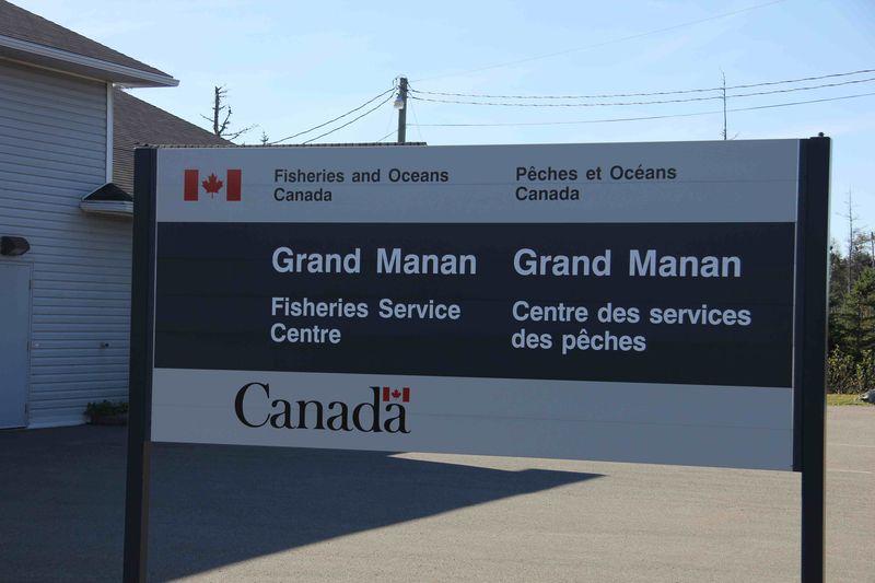 DFO Grand Manan