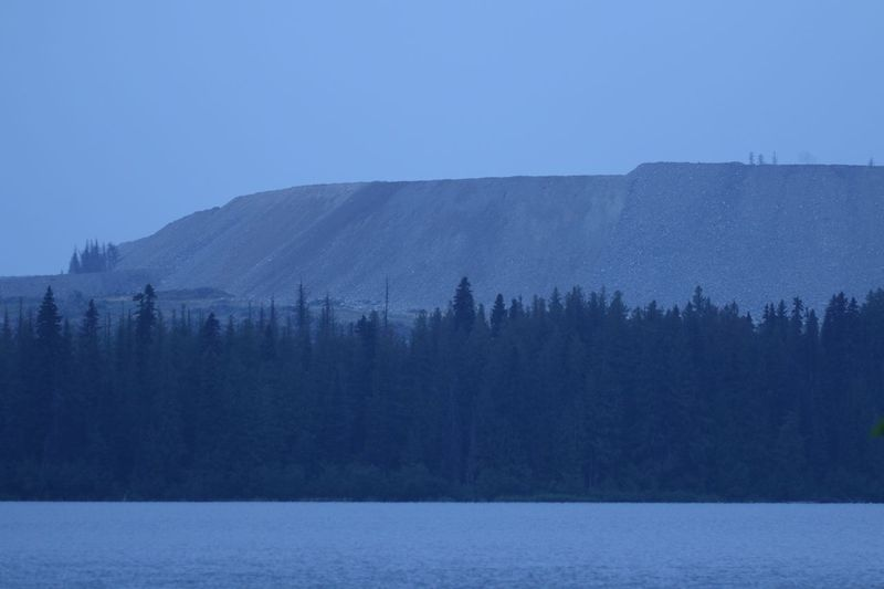 Polley Mine and Polley Lake