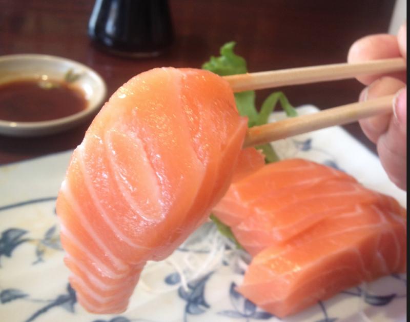 Farmed sushi